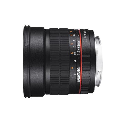 Samyang 85mm f1.4 AS IF UMC Lens for Sony E 1