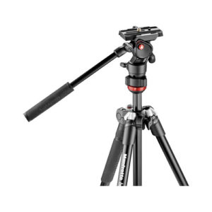 Manfrotto MVKBFR LIVE Befree Live Video Tripod Kit 1