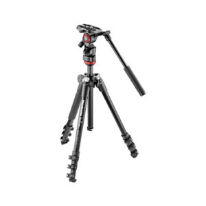 Manfrotto MVKBFR LIVE Befree Live Video Tripod Kit
