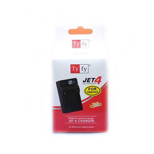 TyFy Jet 4 Charger for F960F970 Sony