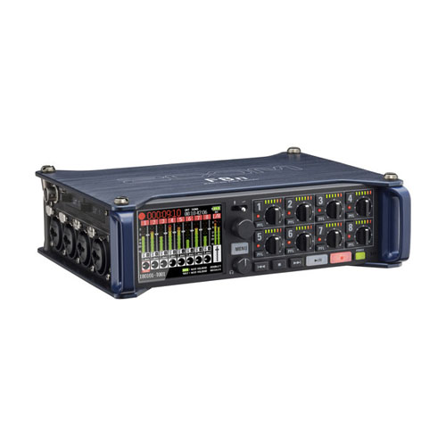 Zoom F8n Multi Track Field Recorder 1