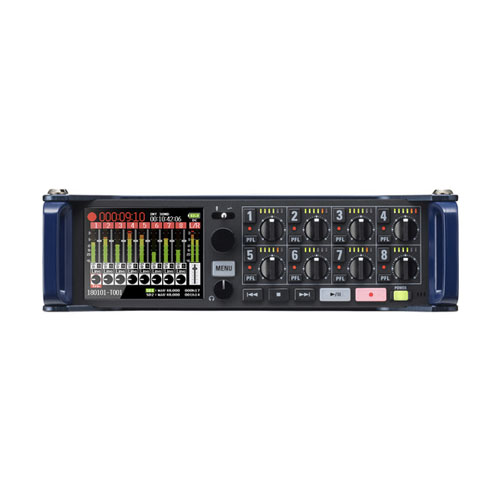 Zoom F8n Multi Track Field Recorder 2
