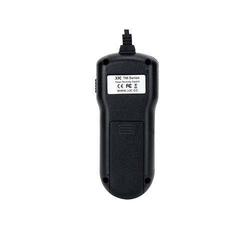 Timer Remote Shutter Cord for CANON RS 60E3 PENTAX CS 205 CONTAX LA 50 1