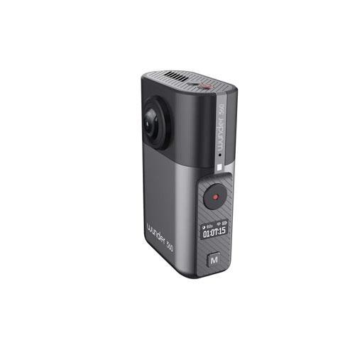 Wunder360 S1 360° Spherical Action Camera 1