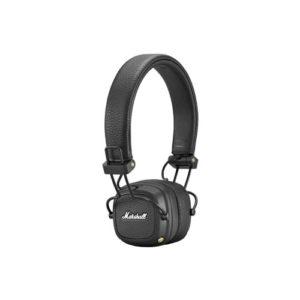 Marshall Major III Wireless On Ear Headphones Black 1