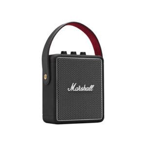 Marshall Stockwell II Portable Bluetooth Speaker Black 1