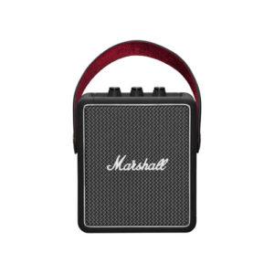 Marshall Stockwell II Portable Bluetooth Speaker Black
