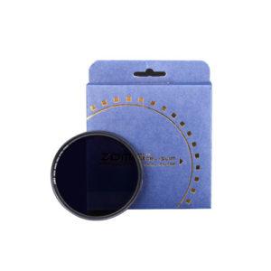 Zomei 58mm CPL SLIM Filter