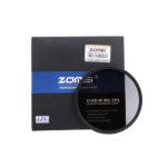 Zomei U HD W MC CPL Glass Filter