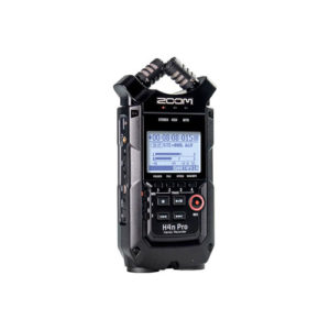 Zoom H4n Pro 4 Channel Portable Handy Recorder Black 1