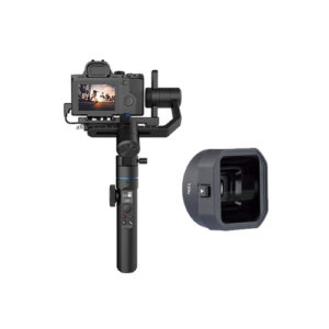 Sirui Swift P1 Gimbal for Mirrorless Camera Action Camera with VD 01 Anamorphic Lens