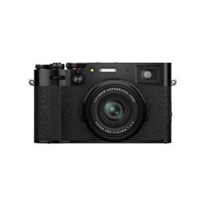 Fujifilm X100V Digital Camera Black 01