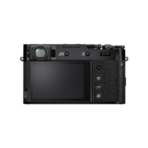 Fujifilm X100V Digital Camera Black 02