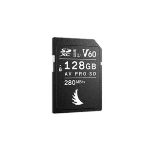 Angelbird 128GB AV Pro SD MK2 V60 UHS II SDXC Memory Card Online Buy Mumbai India 02
