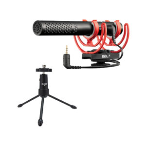 Rode VideoMic NTG Microphone with Mini Tripod Stand Online Buy Mumbai India