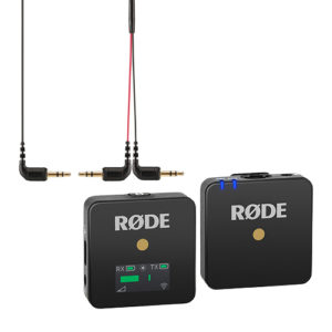 Rode Wireless GO with SC11 3.5mm Cable Online Buy Mumbai India