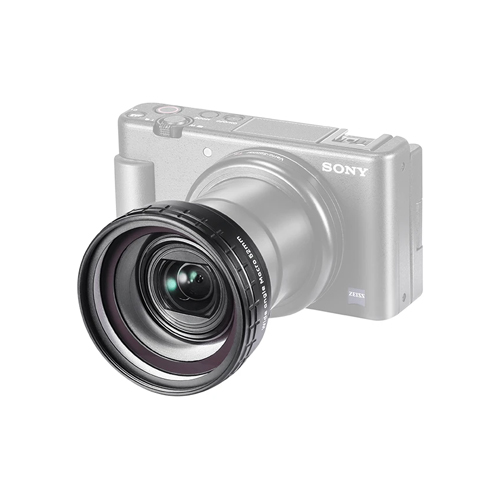 Ulanzi WL 1 Wide Angle Macro Lens for Sony ZV1 Online Buy Mumbai India 2