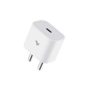 Vaku Luxos PD 20W Fast Charging USB C Power Adapter Online Buy Mumbai India