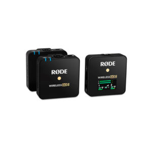 Rode Wireless GO II Dual Channel Wireless Microphone System Online Buy Mumbai India 1